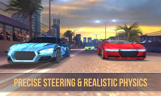 Speed Cars: Real Racer Need For Asphalt Racing 3D screenshot 3