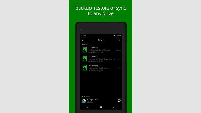 Get Sync - Microsoft Store