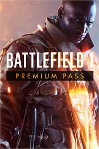 Carátula para el juego Battlefield 1 Premium Pass de Xbox 360