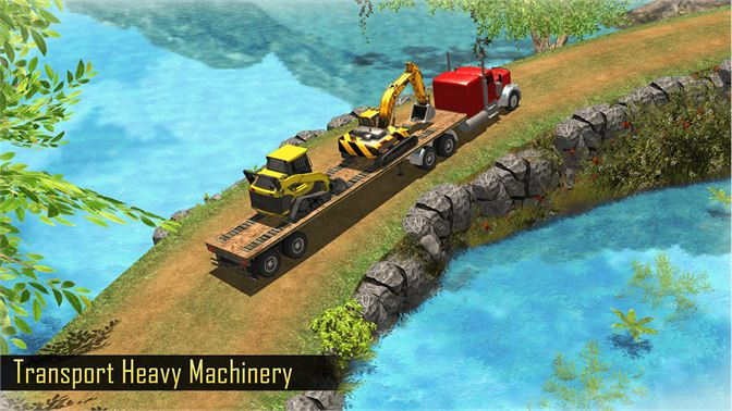 Get OffRoad Construction Simulator 3D - Heavy Builders