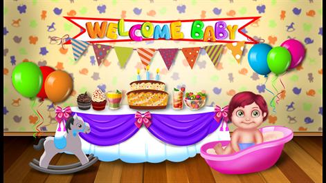 Cute Baby Nursery & Baby Sitting Care : Kids Fun Screenshots 1