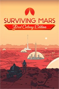 Carátula del juego Surviving Mars - First Colony Edition