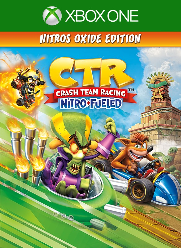 Скриншот №3 к Crash™ Team Racing Nitro-Fueled - издание Nitros Oxide
