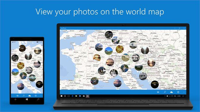 Get GeoPhoto - Geotag, Map & Slideshow - Microsoft Store