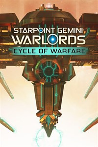 Carátula del juego Starpoint Gemini Warlords: Cycle of Warfare