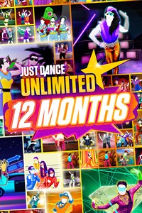 Just Dance Unlimited - 12 months pass