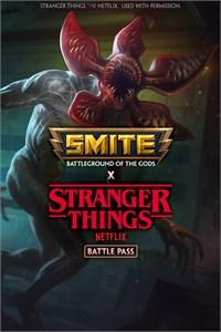 """""""SMITE x Stranger Things""""-Plus-Paket"""