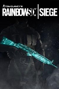 Tom Clancy's Rainbow Six Siege: Cyan weapon skin