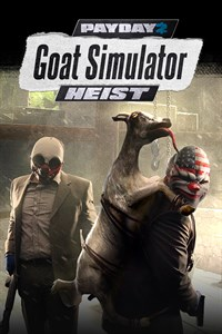 PAYDAY 2: CRIMEWAVE EDITION - Assaltos GOAT SIMULATOR