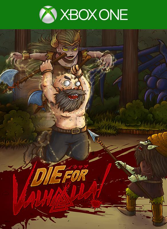Die for Valhalla! boxshot