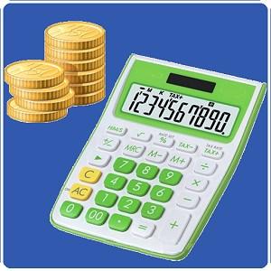 Financial calculators walmart