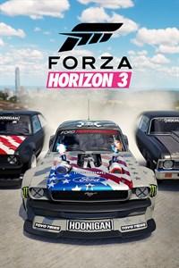 Forza Horizon 3 1992 Hoonigan Mazda RX-7 Twerkstallion