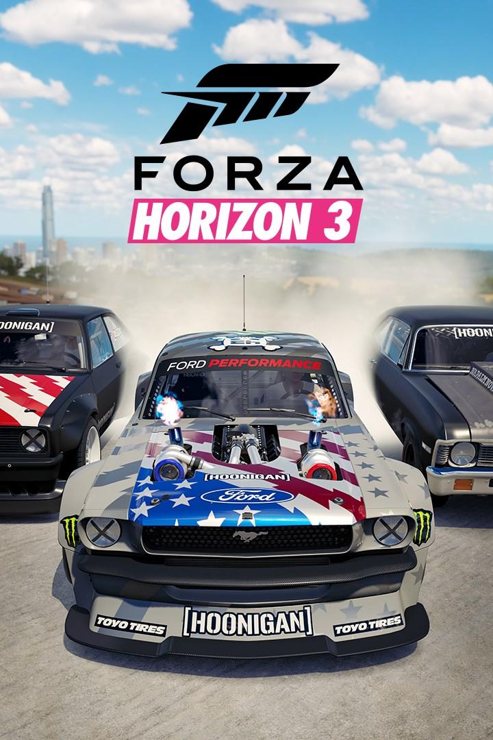 Buy Forza Horizon 3 Hoonigan Car Pack - Microsoft Store