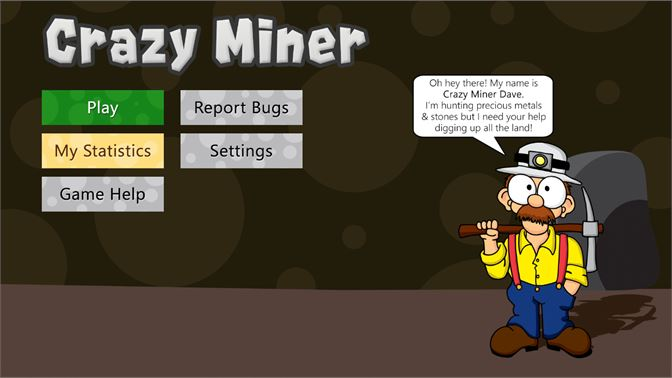 Get Crazy Miner - Microsoft Store
