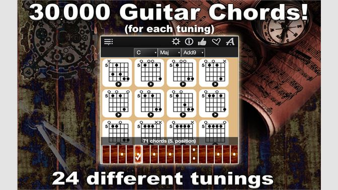 Buy Guitar Chords Compass Microsoft Store
