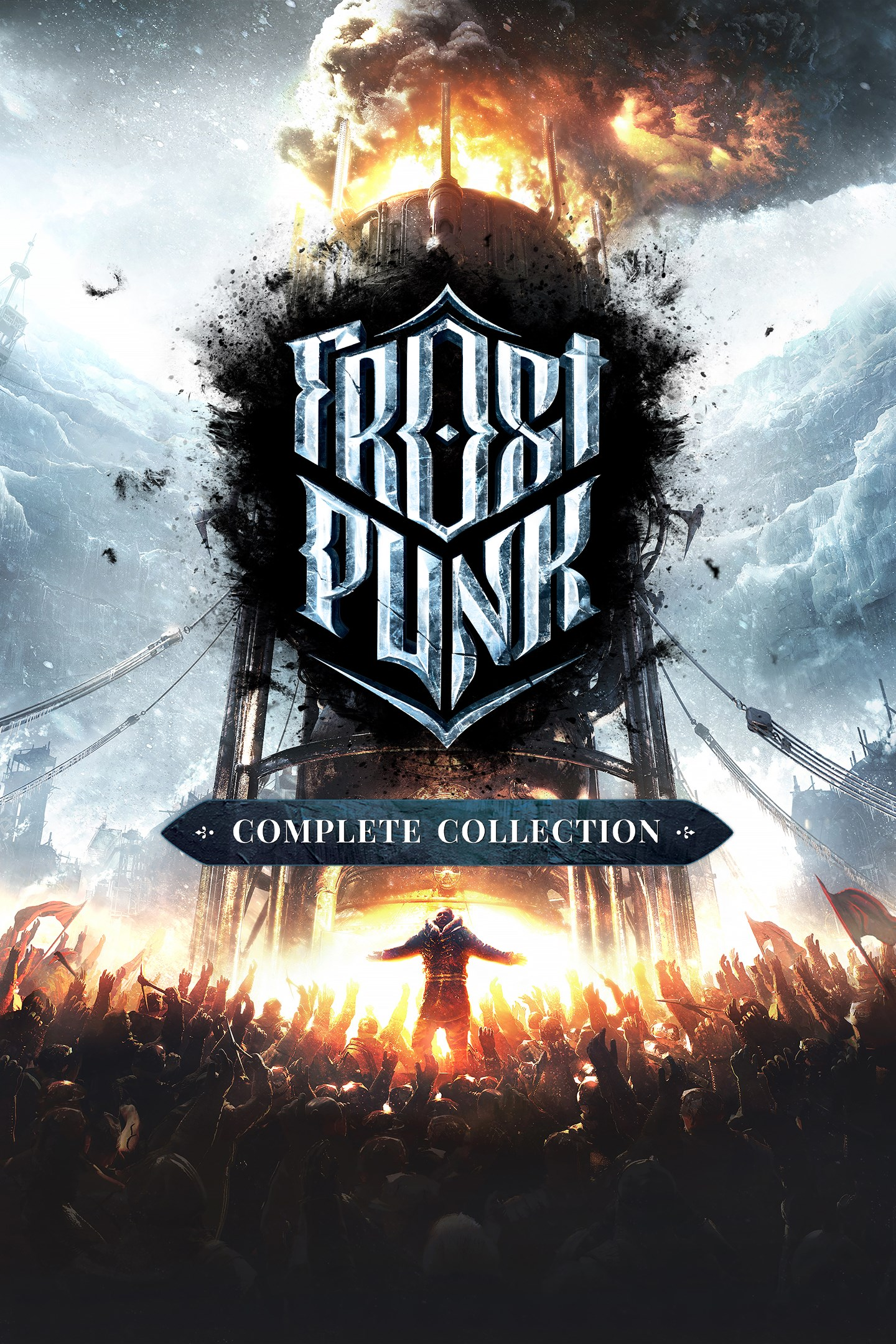 Скриншот №4 к Frostpunk Complete Collection