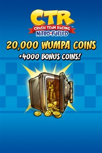 Crash™ Team Racing Nitro-Fueled - 20 000 (+4000) monet Wumpa