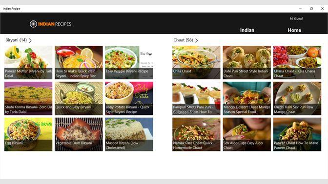 Get indian recipe microsoft store screenshot screenshot screenshot screenshot forumfinder Images