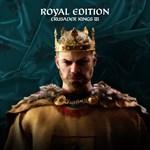 Crusader Kings III: Royal Edition Logo
