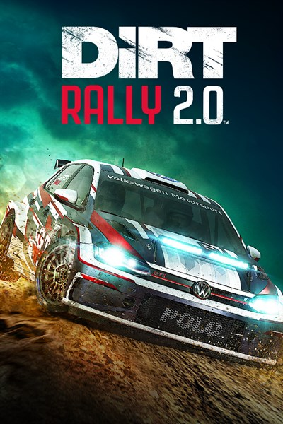 DiRT Rally 2.0 Digital Pre-Order Edition