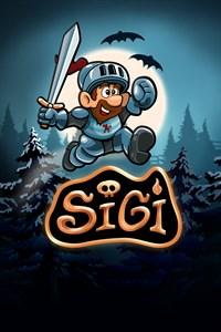 Carátula para el juego Sigi - A Fart for Melusina de Xbox 360