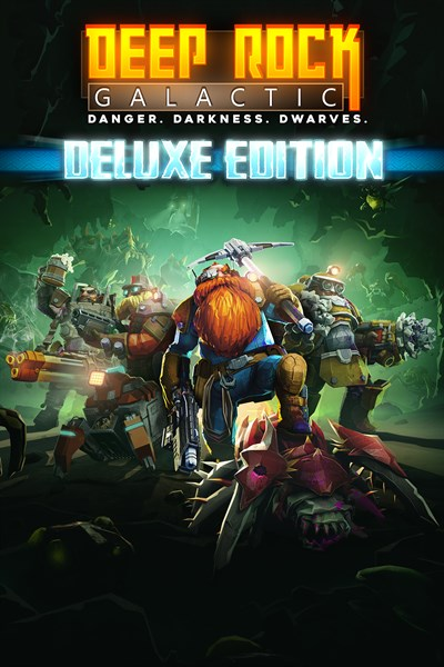 Deep Rock Galactic - Deluxe Edition
