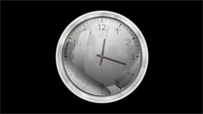Get Analog Desktop Clock - Microsoft Store