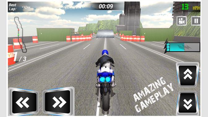 Get Bike Racer City Highway - Motorcycle Stunts Racing