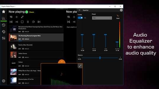Duplex Media Player + for Windows 10 PC Free Download - Best Windows