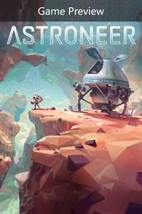 Carátula para el juego ASTRONEER (Game Preview) de Xbox 360