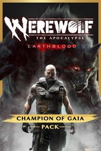 Werewolf: The Apocalypse - Earthblood Champion of Gaia Pack Xbox Series X|S