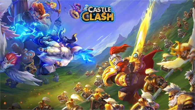 castle clash private server apk download 2017