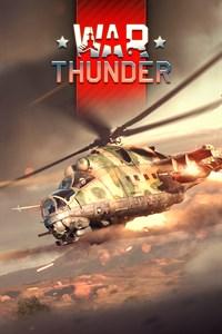 Carátula del juego War Thunder - Hind Pack