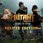 Mutant Year Zero: Road to Eden - Deluxe Edition Logo
