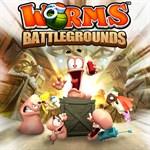 Worms Battlegrounds Logo