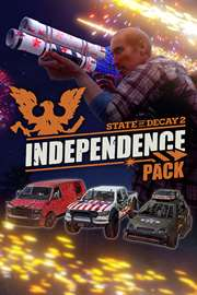 Carátula del juego State of Decay 2: Independence Pack