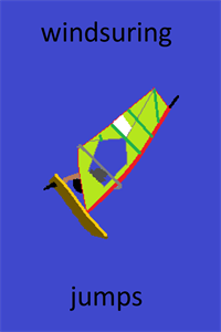 Windsurfing Jumps
