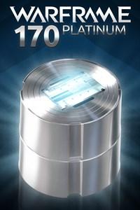 Carátula del juego Warframe: 170 Platinum