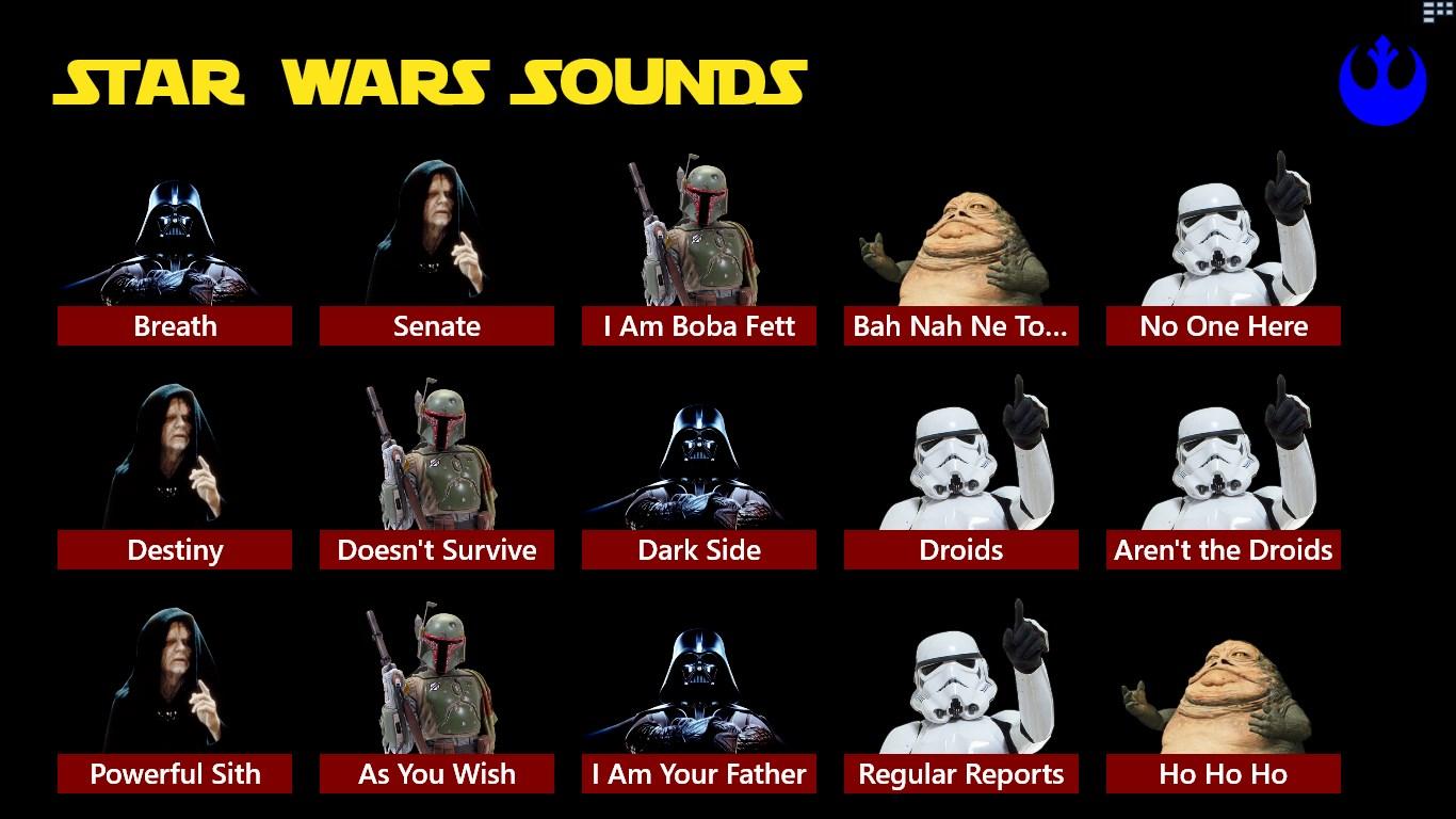 Star Wars Ringtones – Matters of Grey