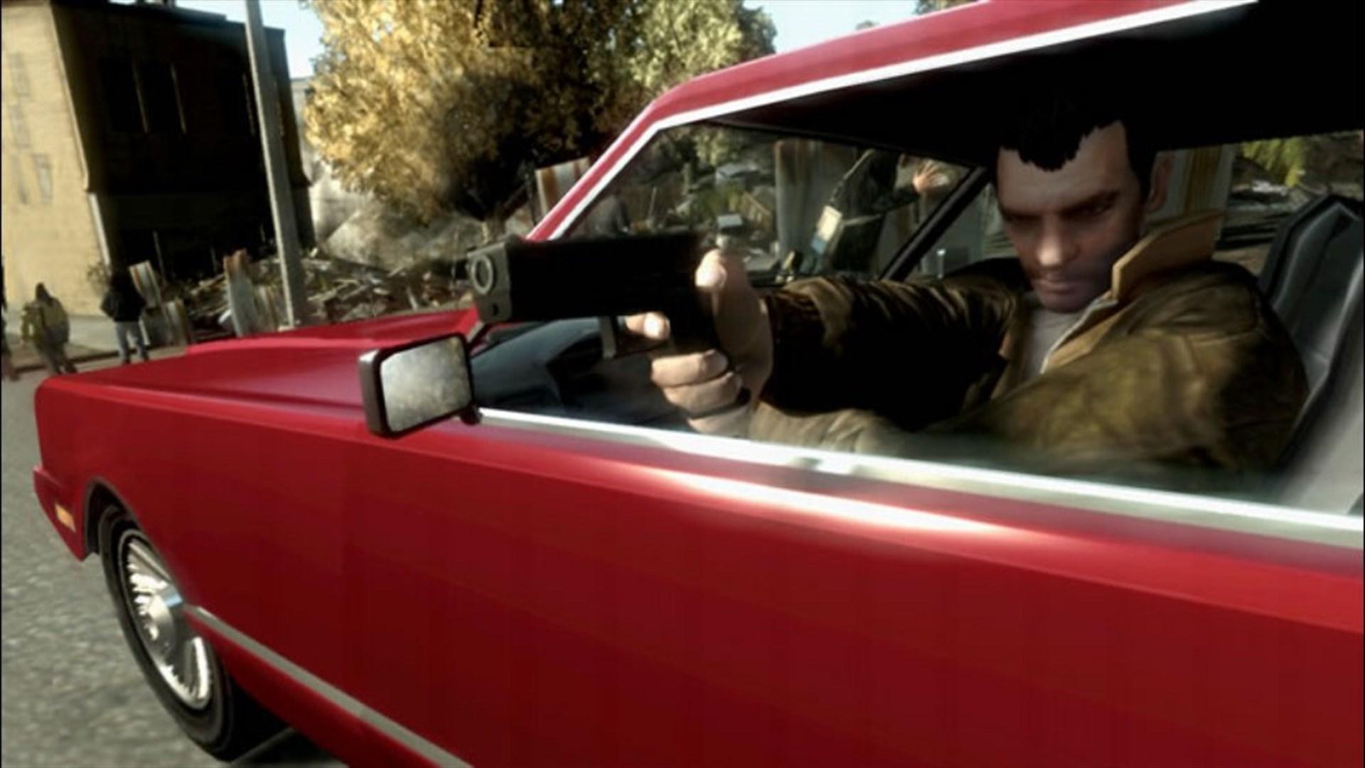 Скриншот №26 к Grand Theft Auto IV
