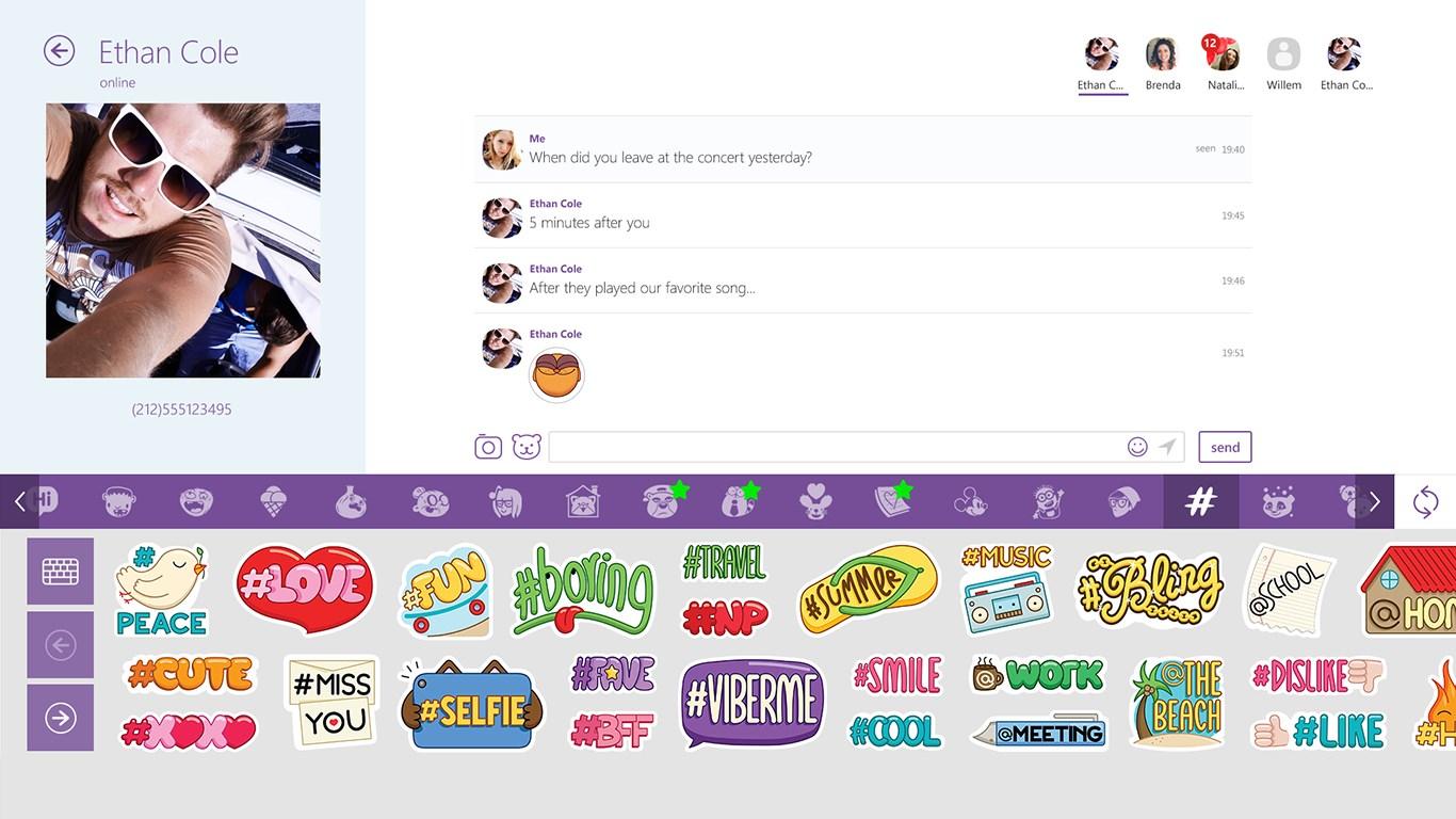 Viber - Free Phone Calls & Text for Windows 10
