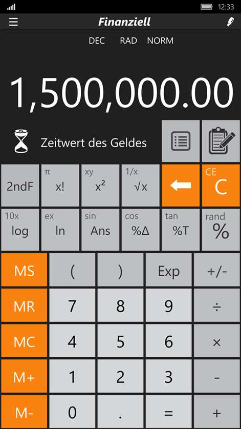 Calc Pro HD - Rechner kaufen – Microsoft Store de-CH