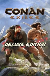 Carátula para el juego Conan Exiles – Deluxe Edition de Xbox One