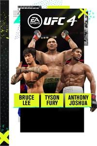 UFC 4 - Pacote de Lutadores