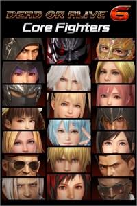 DEAD OR ALIVE 6: Luchadores básicos - Pack 20 personajes