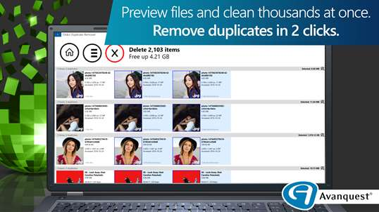 Duplicate Cleaner Pro by Disko screenshot 3
