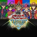 Yu-Gi-Oh! Legacy of the Duelist Logo