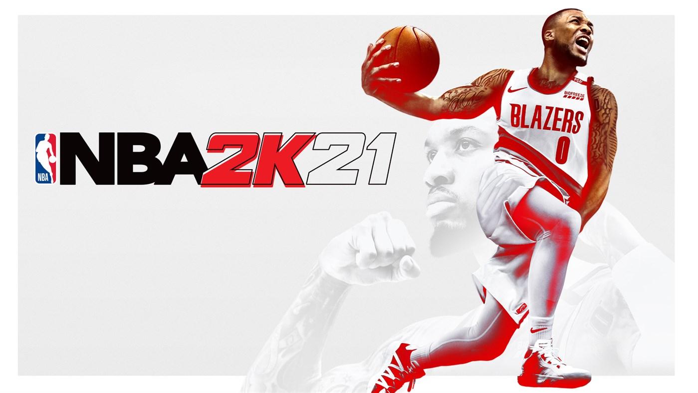 NBA 2K21 File Size