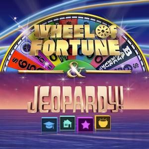 WHEEL OF FORTUNE + JEOPARDY Xbox One