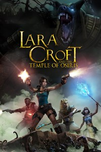 Carátula del juego Lara Croft and the Temple of Osiris